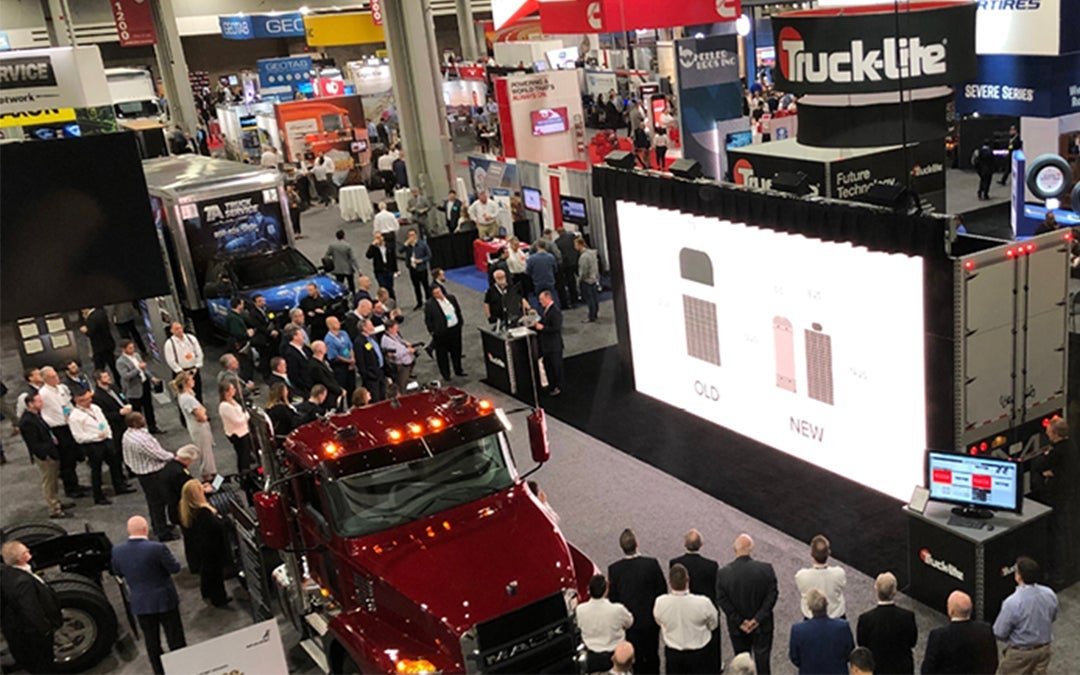 Second-Generation Road Ready™ System Unveiled at TMC in Atlanta